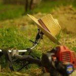 ボッシュ ART26SL、軽量・低価格のナイロンコード式草刈機のレビュー