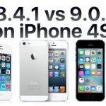 iPhone4S、iOS9のレスポンスを確認するため海外レビューを拾ってみた